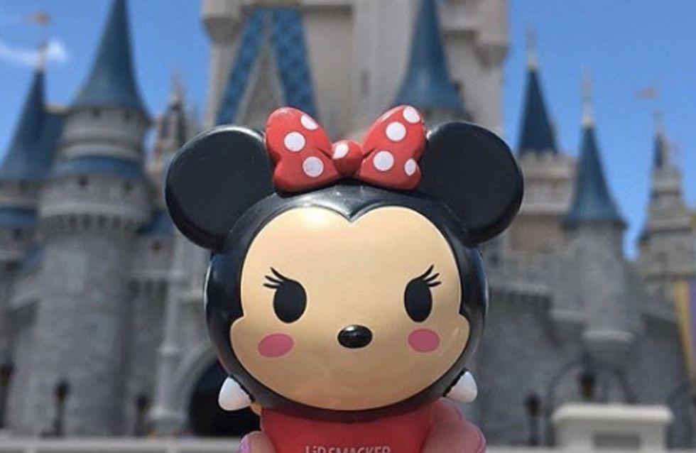 Il existe désormais des baumes à lèvres Disney et on les veut TOUS (photos)