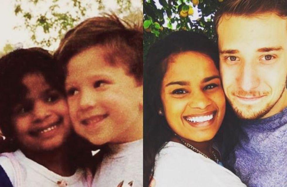 En maternelle, il lui promet de l'épouser. Les voici 20 ans après (Photos)
