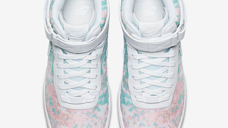 Vous allez absolument vouloir ces sneakers inspiration Cendrillon