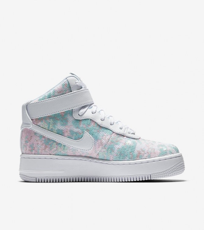WMNS AIR FORCE 1 UPSTEP HI LX