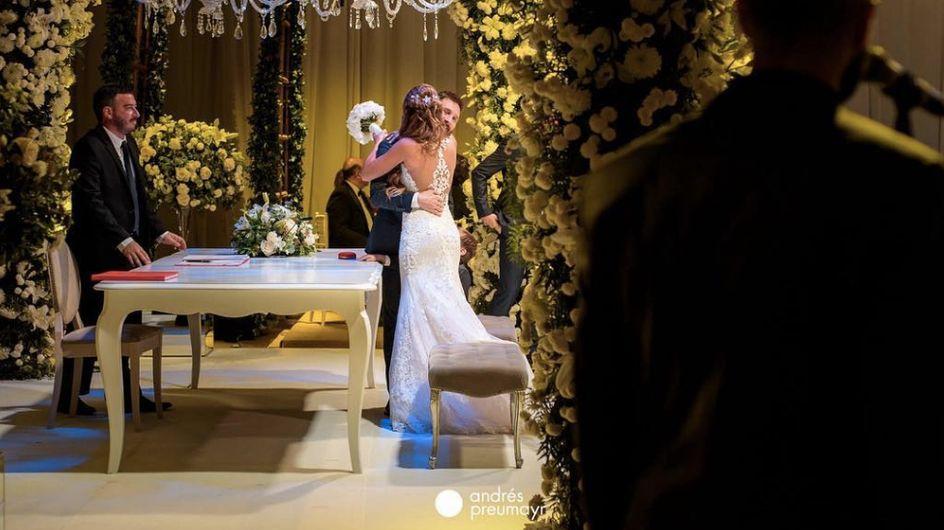 Así se vivió la boda de Leo Messi y Antonella Roccuzzo por dentro