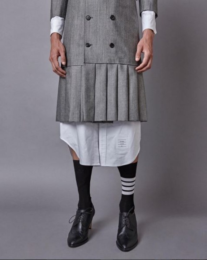 Collection été 2018, Thom Browne