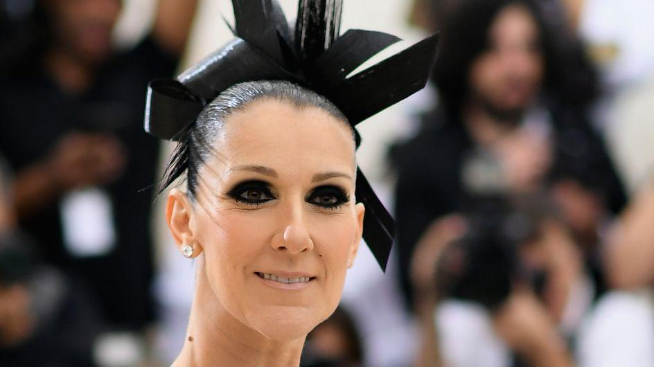 Céline Dion, toujours plus extravagante dans un look japonisant (Photos)
