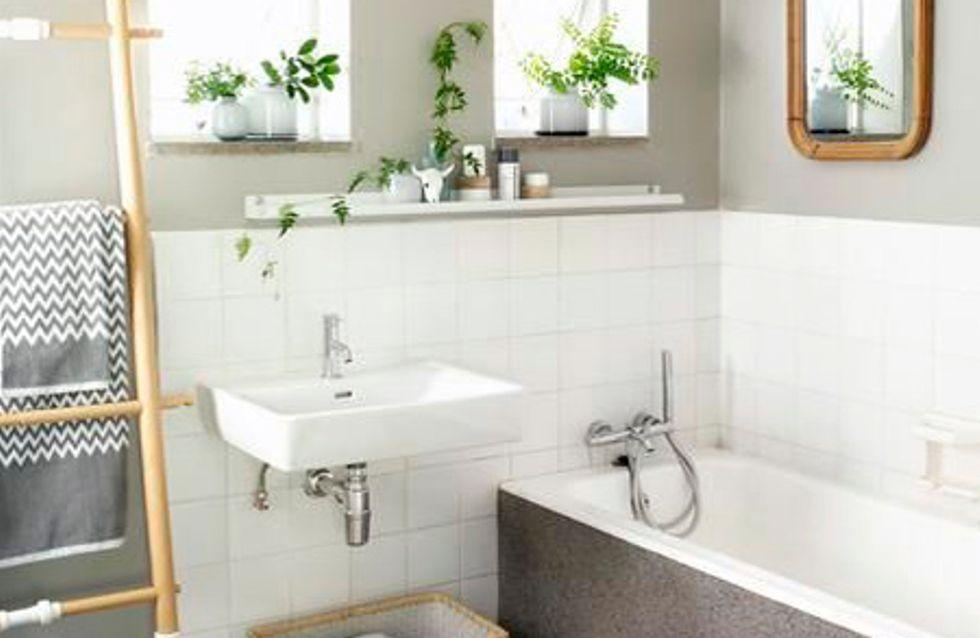 Geniale Badezimmer Ideen: Diese Ordnungshelfer schaffen Platz!