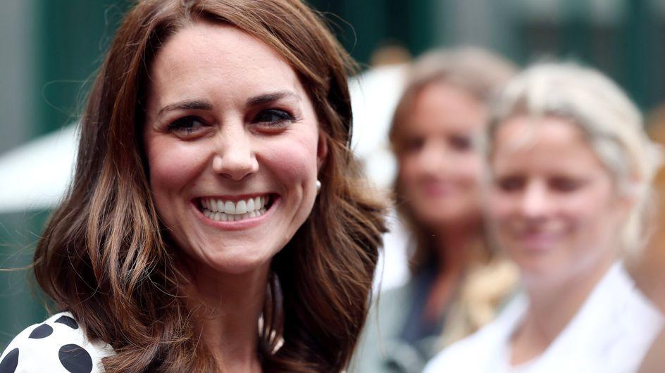 Kate Middleton : sa petite robe à pois met tout le monde d'accord ! (Photos)