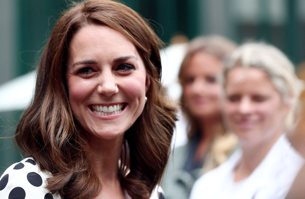 Kate Middleton : sa petite robe à pois met tout le monde d'accord ! (Photos)