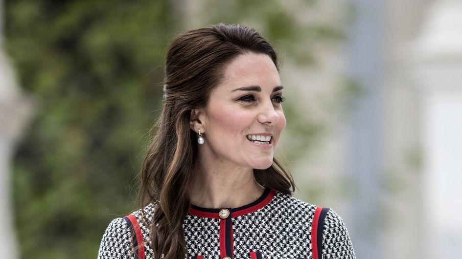 Kate Middleton a coupé ses cheveux et c'est SU-BLIME (photos)