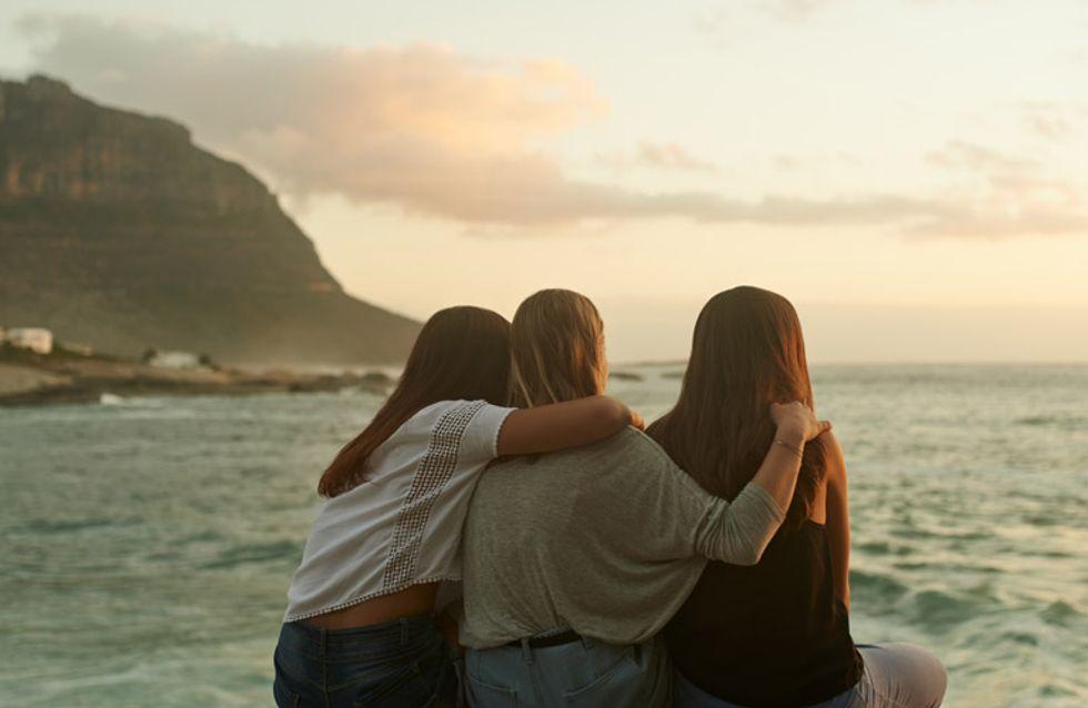 12 cosas que pasan cuando te vas de vacaciones con tus amigas