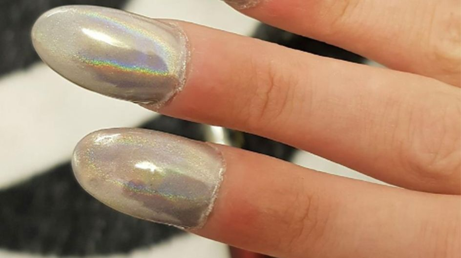 This Woman Asked For Round Nails & Immediately Regretted It