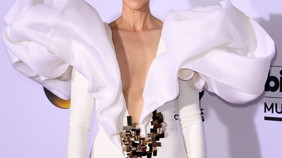 Céline Dion pose NUE pour le magazine Vogue (Photos)