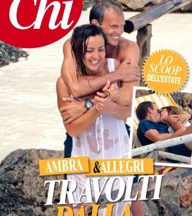 Ambra Angiolini ha un nuovo amore: ecco chi è l'uomo famoso che le ha rubato il