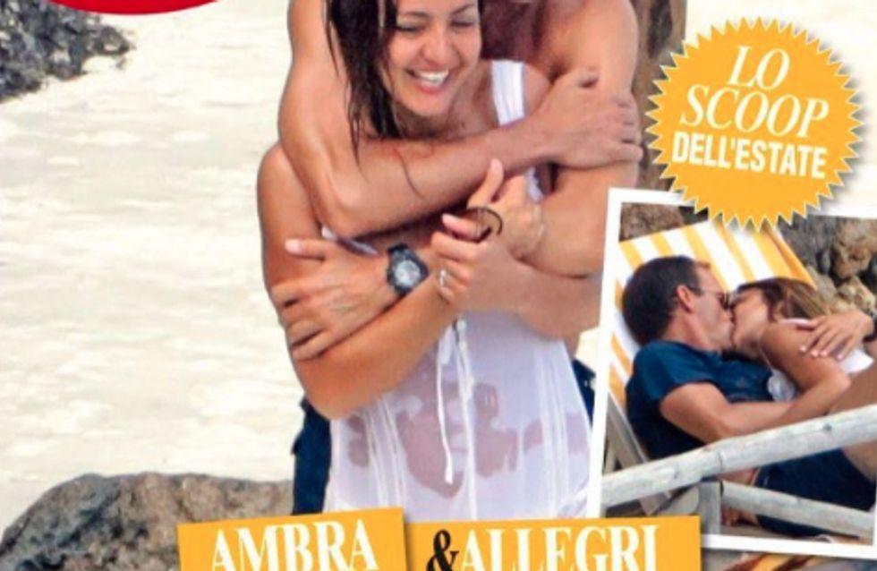 Ambra Angiolini ha un nuovo amore: ecco chi è l'uomo famoso che le ha rubato il cuore!