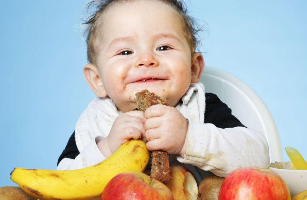 Alimentos para se evitar até um ano de idade do bebê