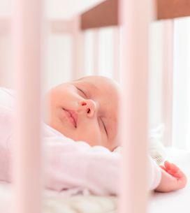 10 consejos para prevenir sustos cuando nuestro bebé duerme
