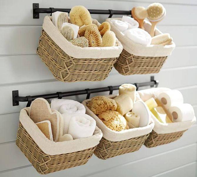 Organización baño