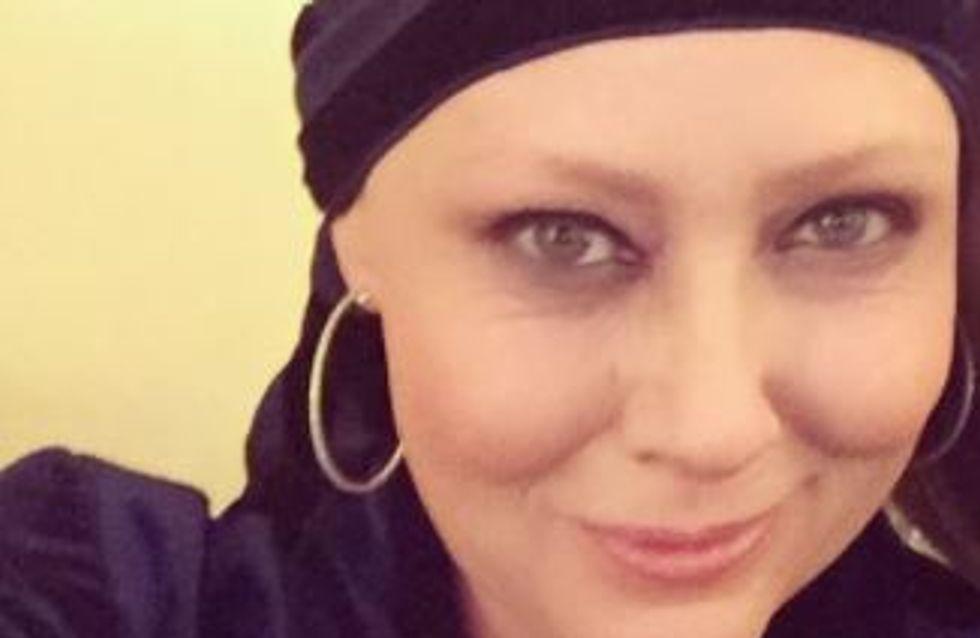 Après avoir vaincu le cancer, Shannen Doherty arbore une sublime coupe de cheveux (photos)