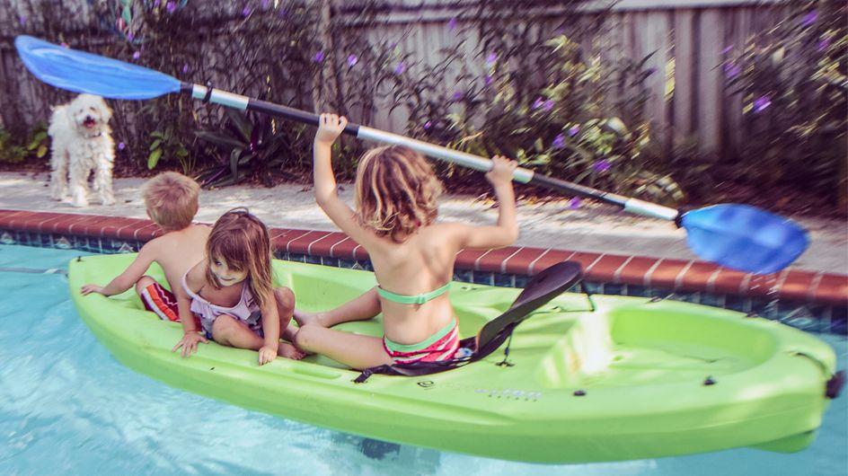 Badespaß Upgrade: Das sind die abgefahrensten Pool-Spielzeuge!