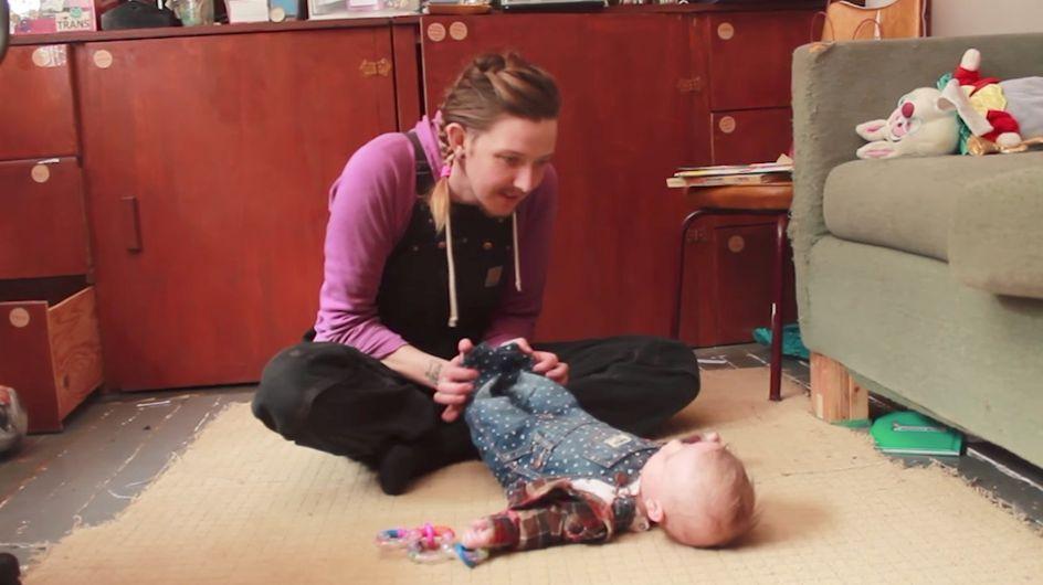 Searyl Atli, el bebé que elegirá su género al crecer