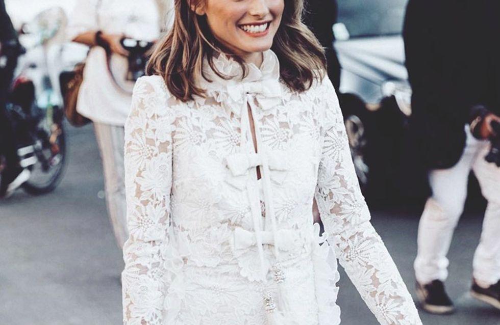 Olivia Palermo y su genial apuesta por la comodidad, mejor look de la semana