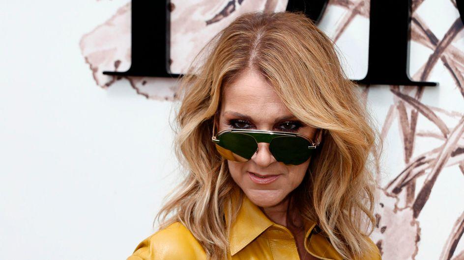 Céline Dion veut arrêter sa carrière de chanteuse pour devenir mannequin ! (Photos)