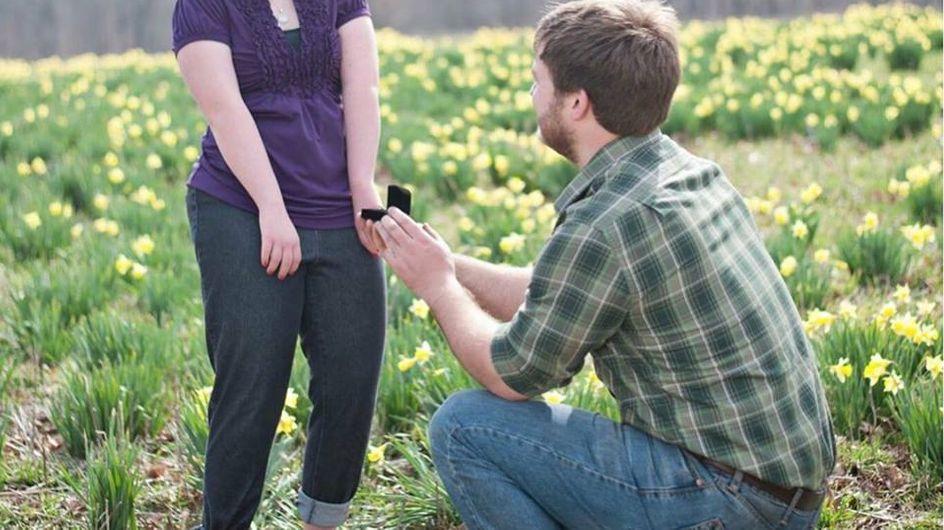 Er macht zwei Schwestern einen Heiratsantrag - aus dem schönsten Grund!