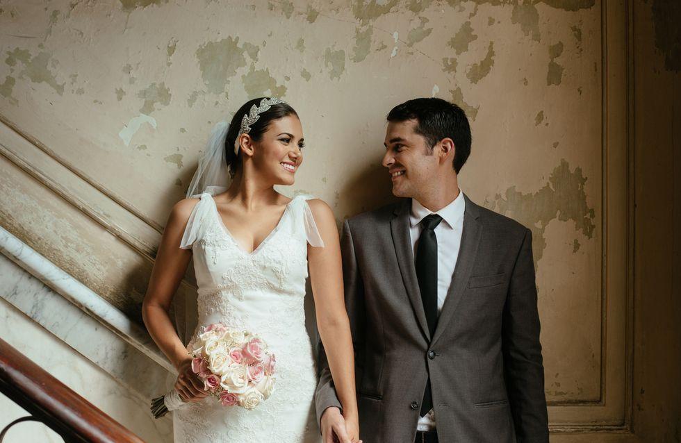 Vous ne devinerez jamais comment ce couple s'est rencontré ! (Photos)