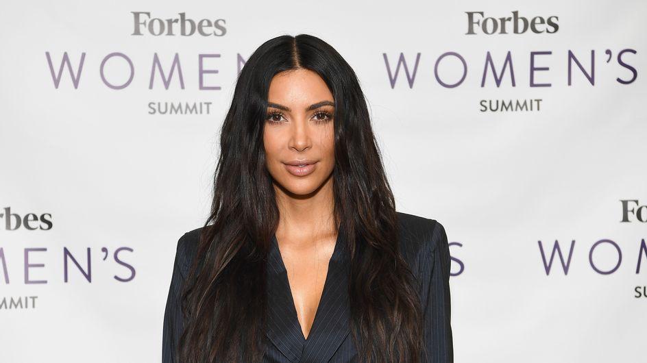 Kim Kardashian n'arrête pas de se montrer sans maquillage, voici pourquoi (Photos)