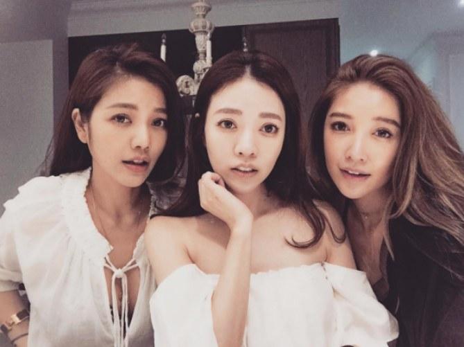 Lure, Sharon et Fayfay Hsu