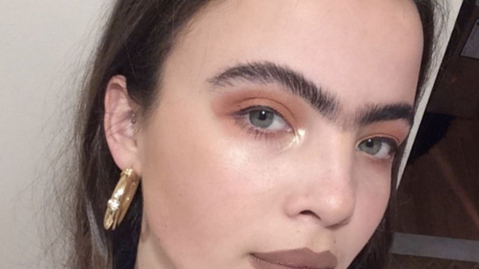 Model Scarlett Costello Is Making A Serious Case For The Monobrow