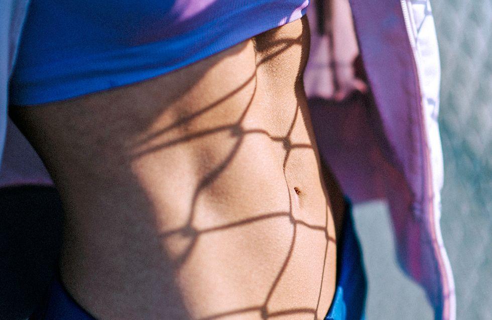 Straffe Taille, flacher Bauch: 5 Übungen für die schräge Bauchmuskulatur
