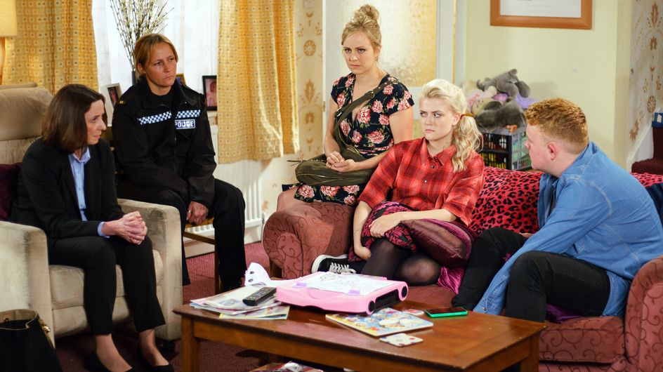 Coronation Street 21/07 - The End Is In Sight For Bethany