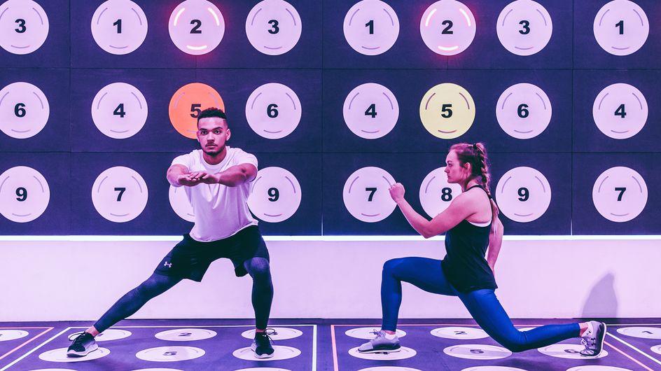 Gimnasios interactivos: el fitness del futuro