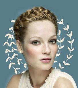 Je me fais une couronne tressée de princesse (Tuto coiffure)