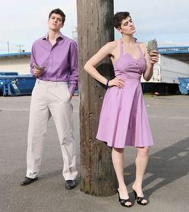 Rain Dove, le mannequin à la fois homme et femme qui bouleverse les codes de la