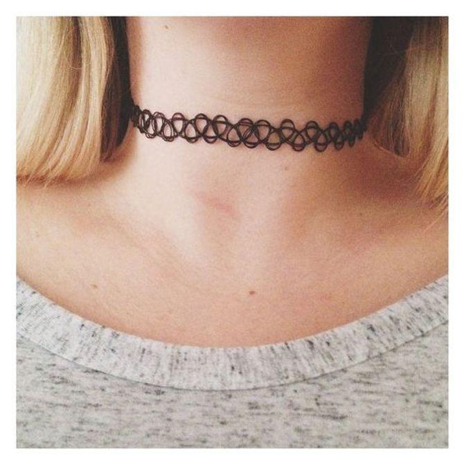 Collana Tatto