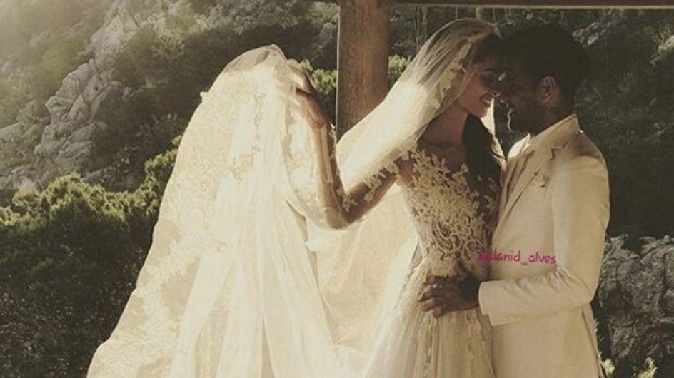 La boda sorpresa de Dani Alves y Joana Sanz en Formentera