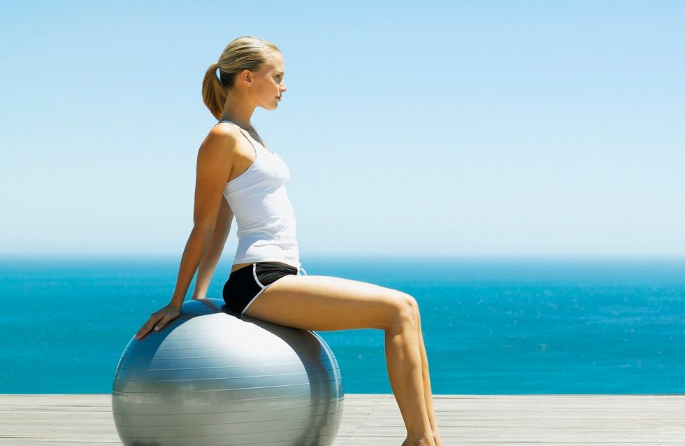 video di pilates a casa per perdere peso