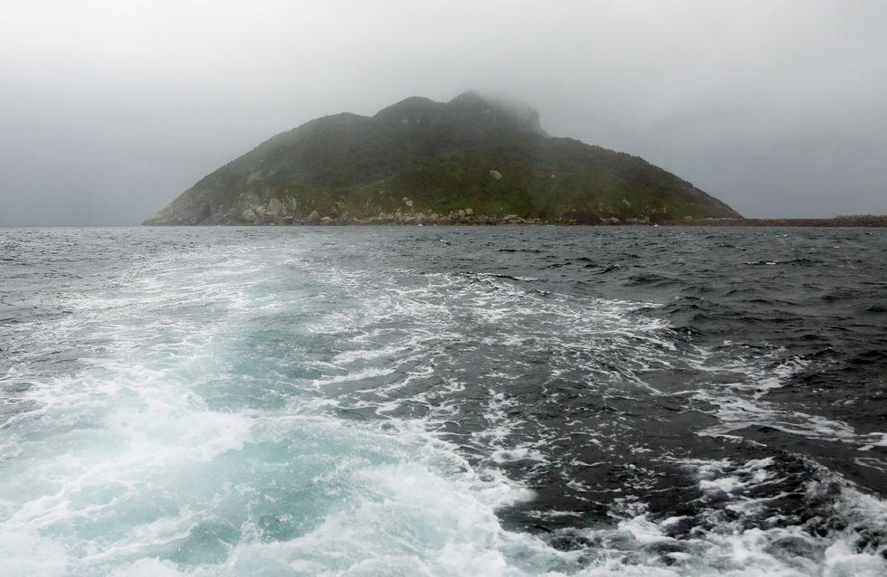 Okinoshima, île interdite aux femmes et classée au patrimoine mondial de l'Unesco