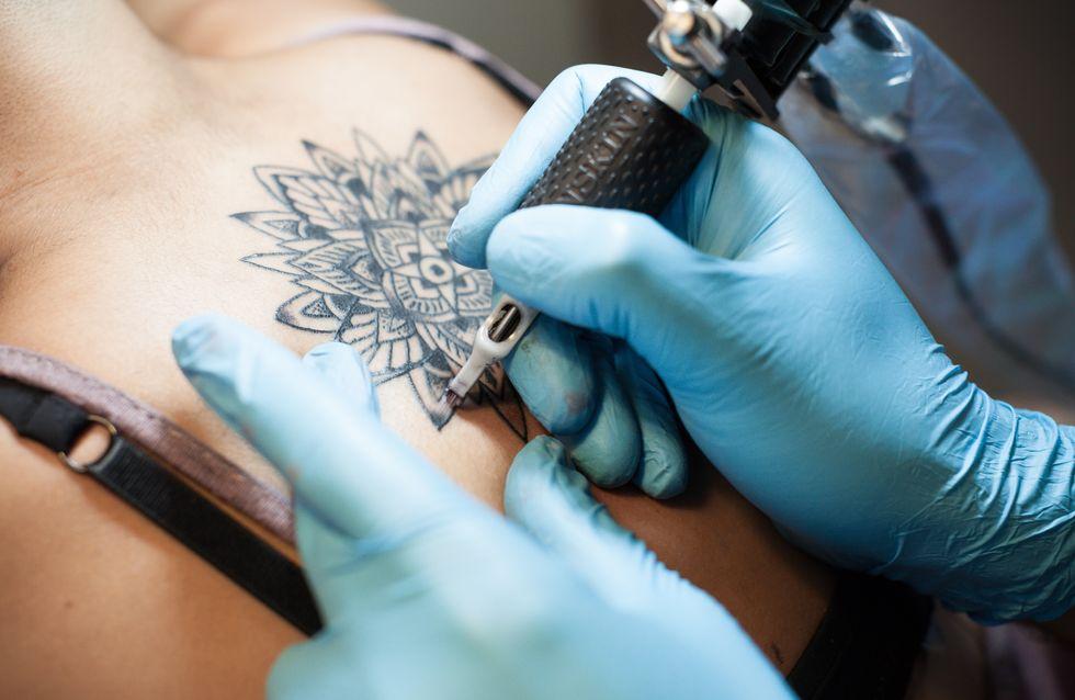 Mon tatouage, je l'ai dans la peau