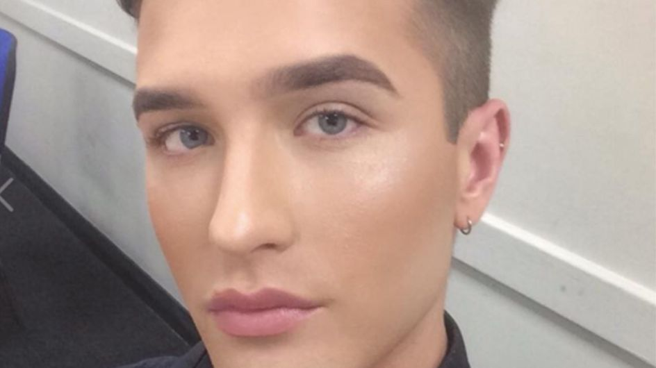 This Man Was Told To Remove His Makeup At Work & Of Course He Clapped Back In The Best Way