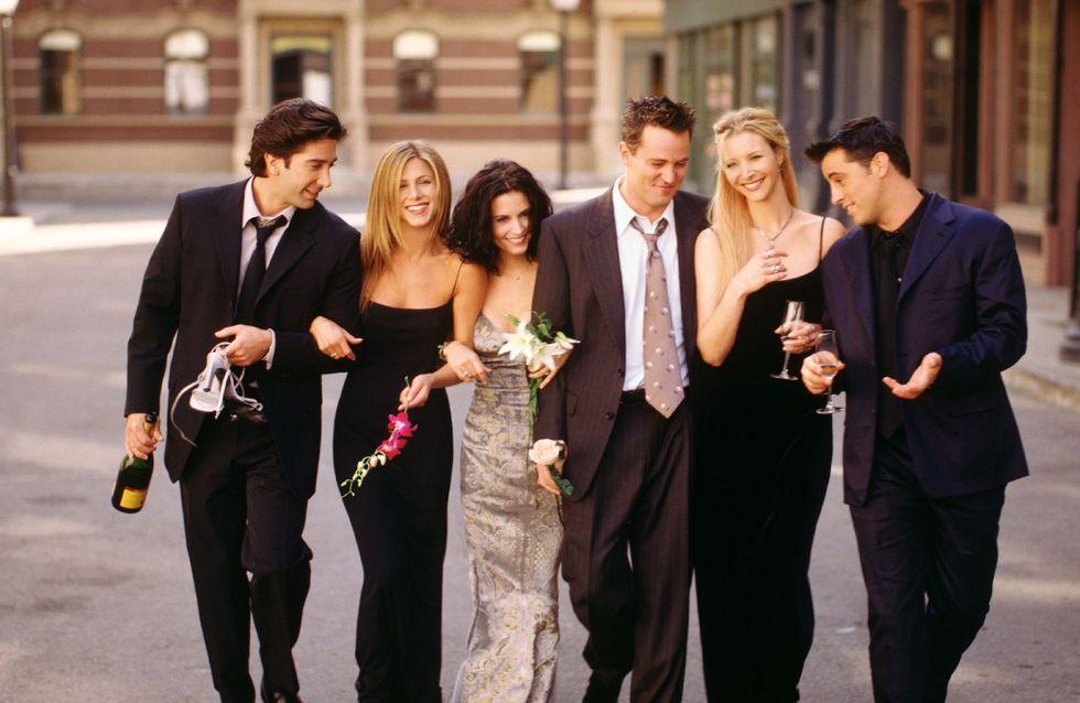 Cette théorie sur Friends est sûrement la plus dingue que l'on ait entendue