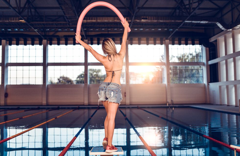 8 motivos para cambiar la sala de máquinas por la piscina en verano