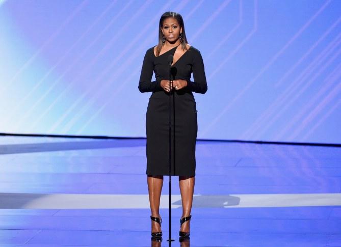 Michelle Obama fait son retour !