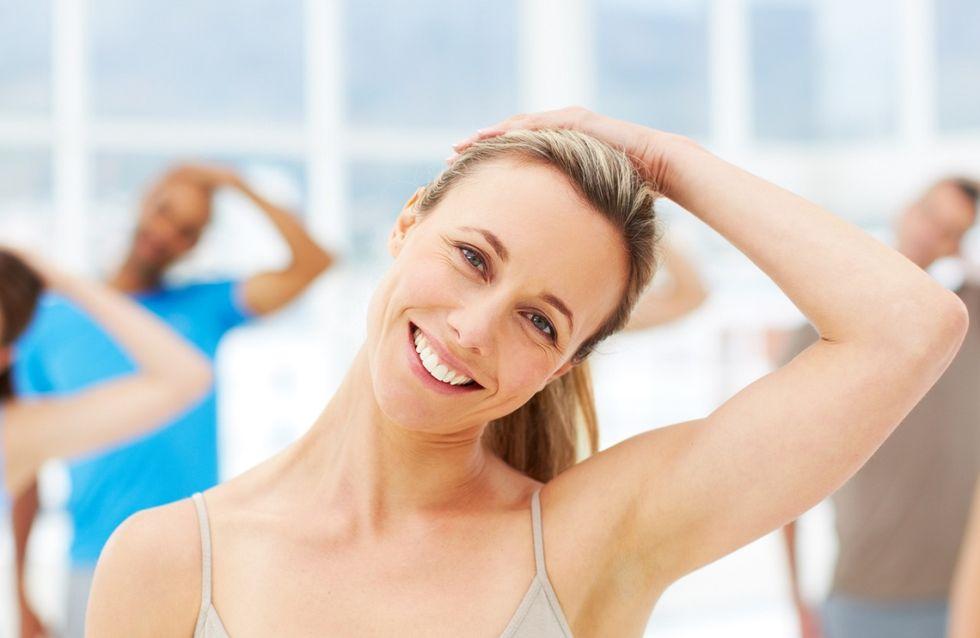 Pilates: esercizi ottimi per la cervicale