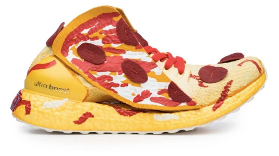 These Adidas Pizza Trainers Are Either Going To Make You Hungry Or Horrify You
