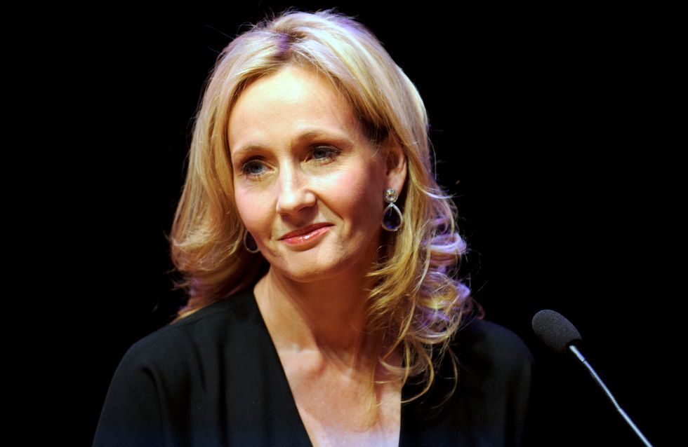 Voilà pourquoi JK Rowling possède la robe la plus chère du monde