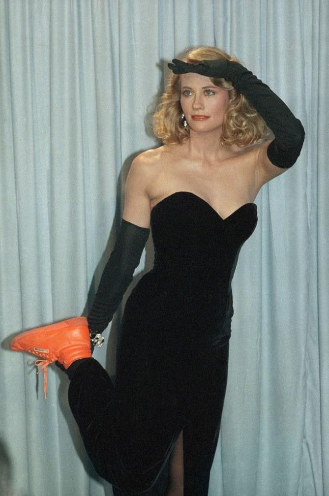 Cybil Sheppard - Emmy Awards 1989