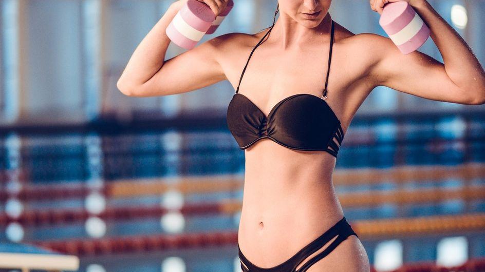 Acquagym: i migliori esercizi per mantenersi in forma