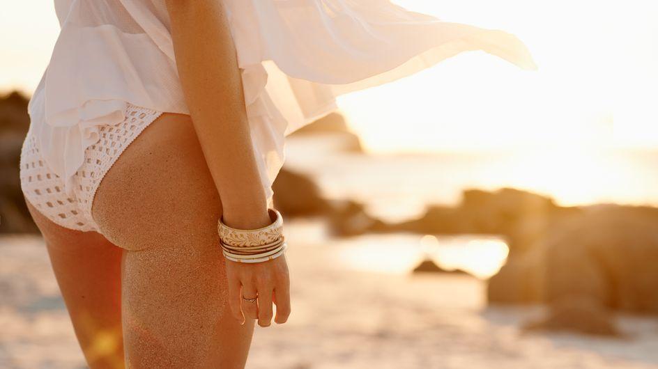 Cómo lucir muslos perfectos en la playa