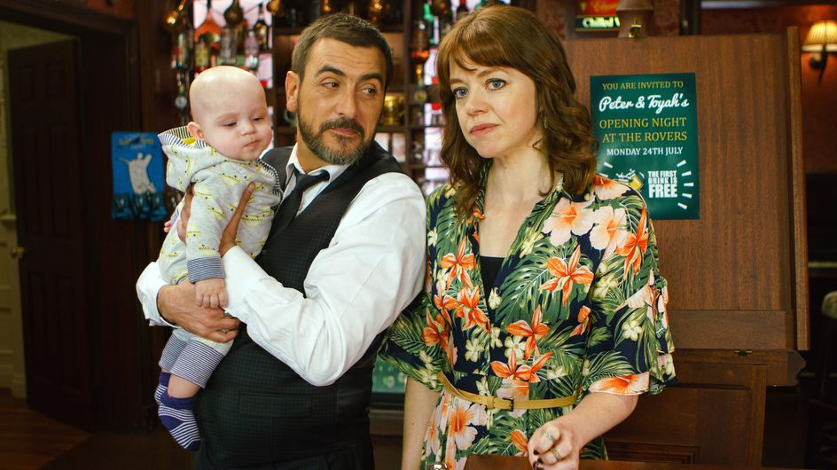 Coronation Street 24/07 - It's All Change At The Rovers